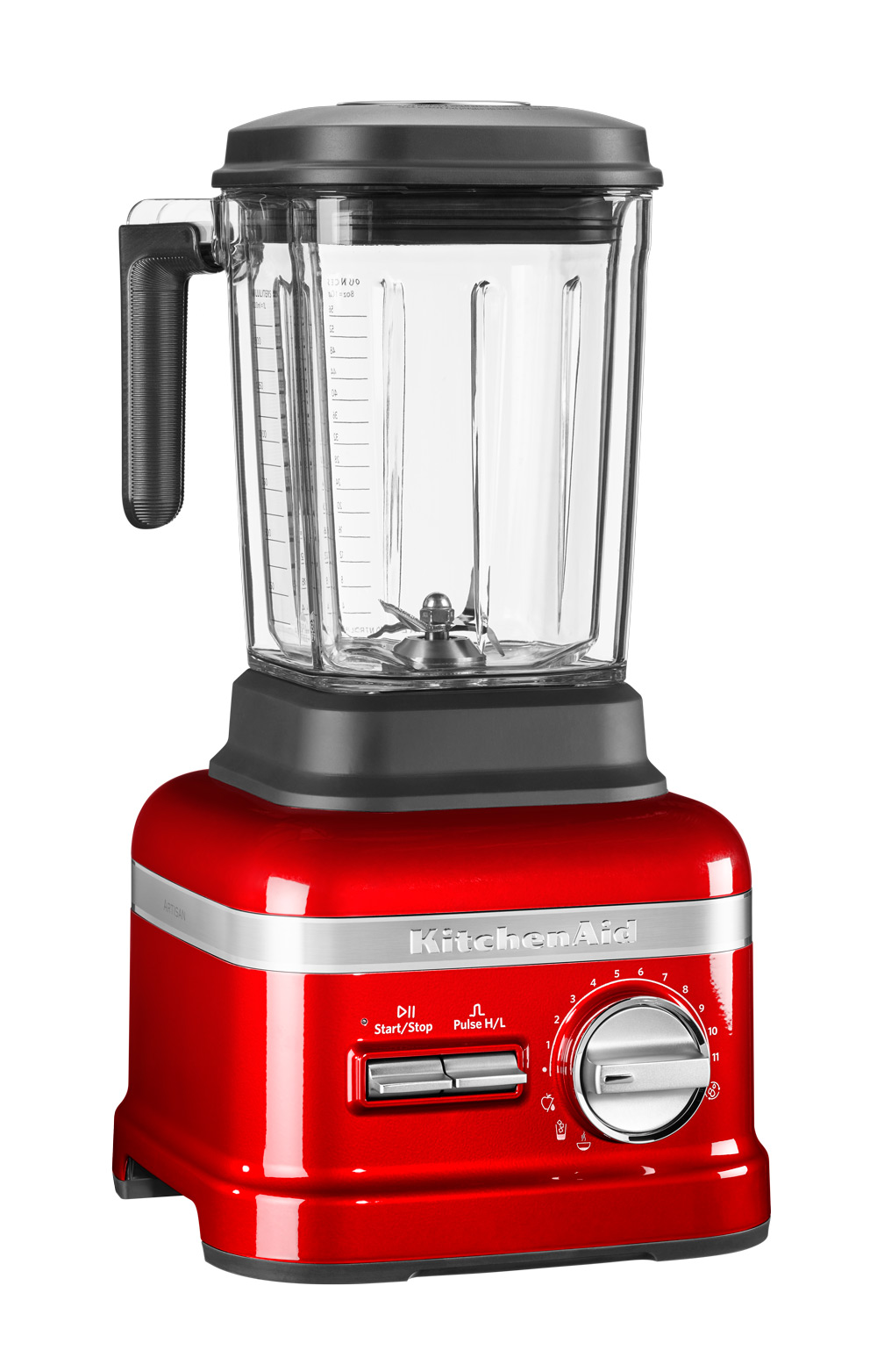 KitchenAid Power Plus Blender Rød