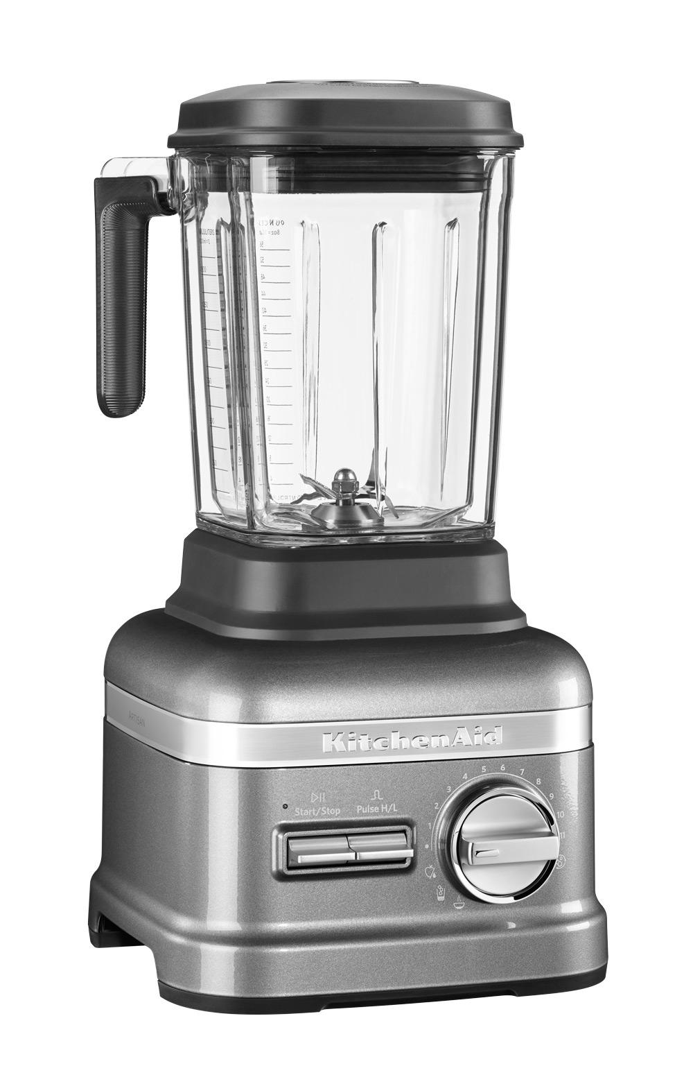 KitchenAid Power Plus Blender Silver