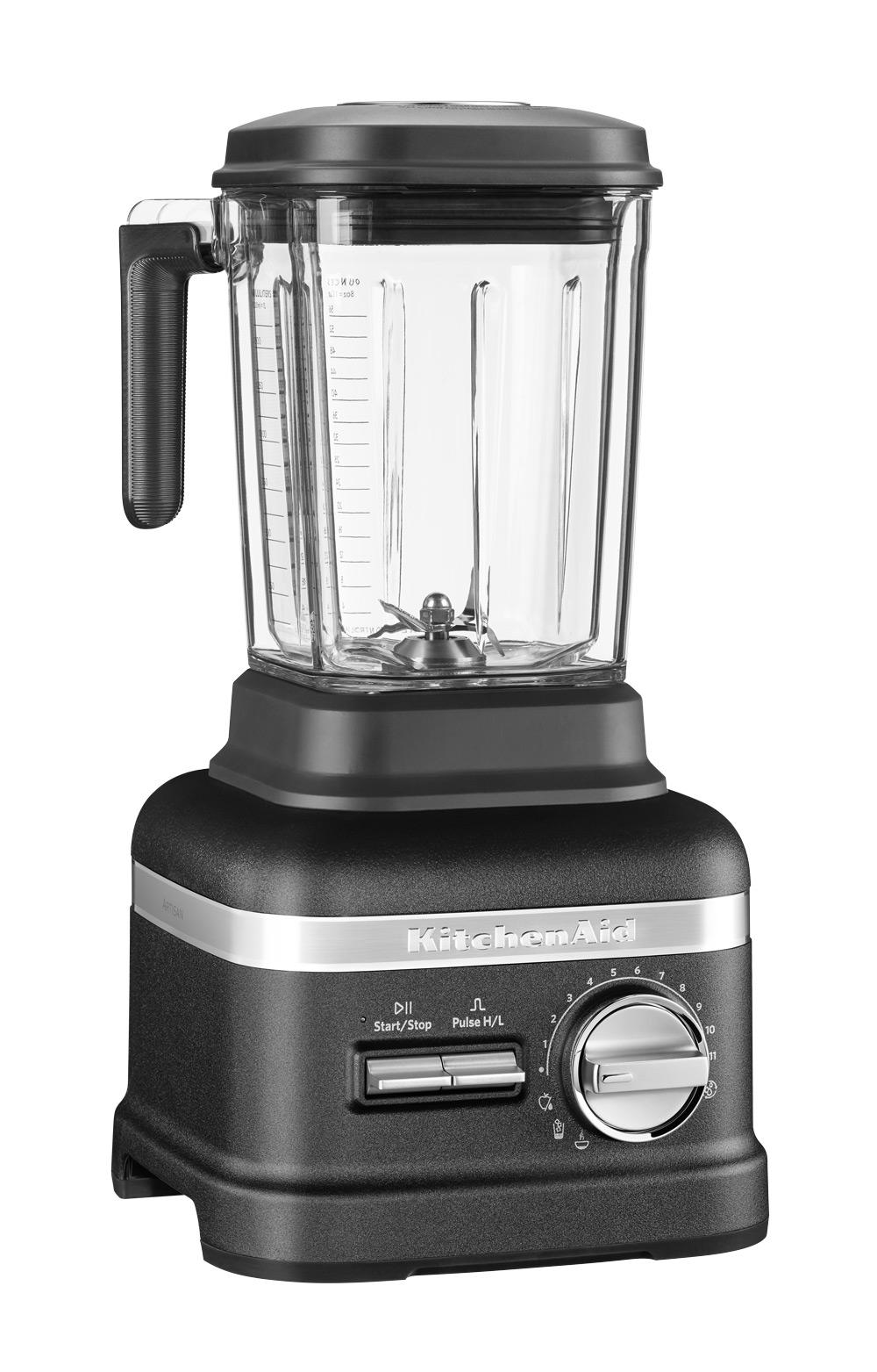 KitchenAid Power Plus Blender Svart