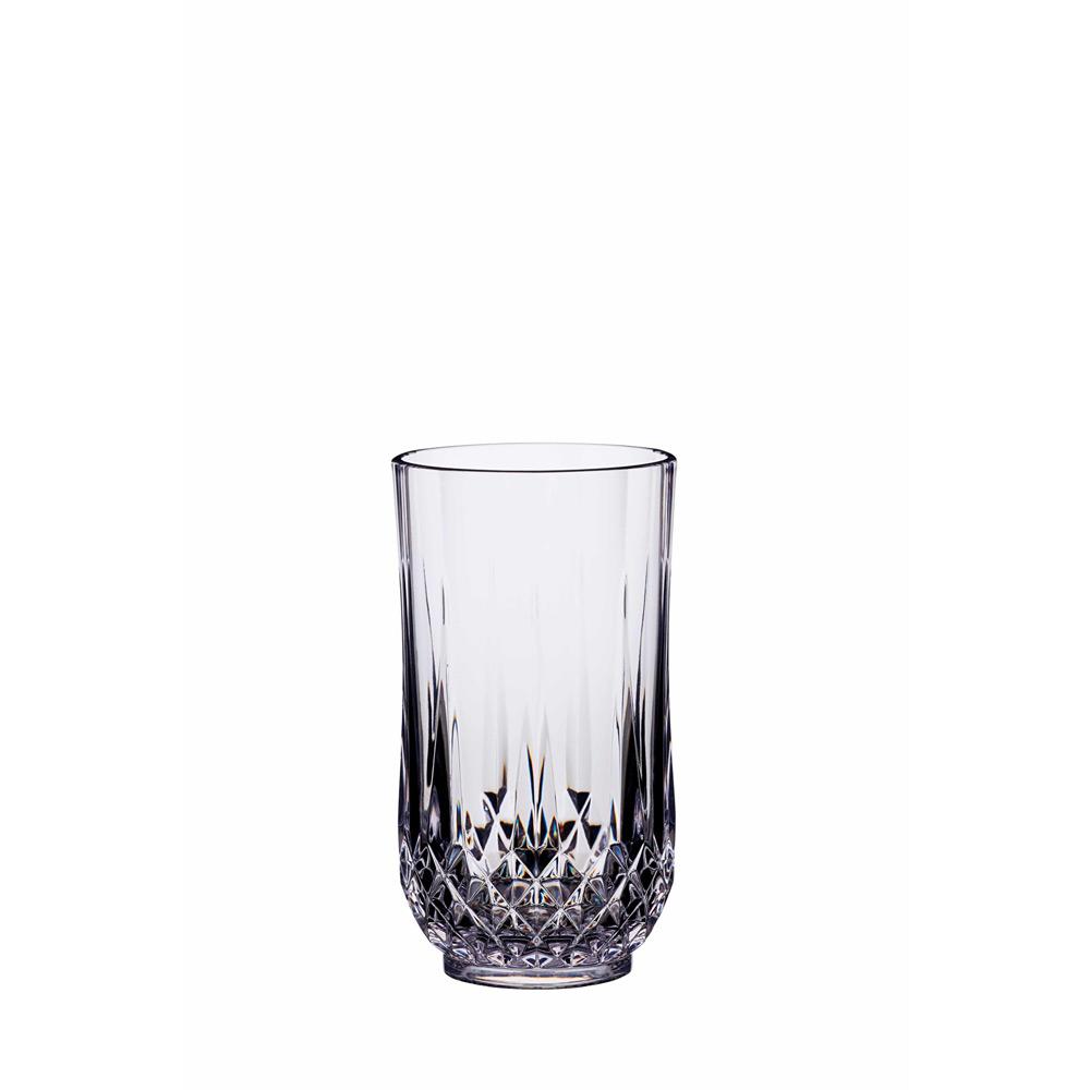 Kitchen Craft BarCraft Drinkglas Akryl