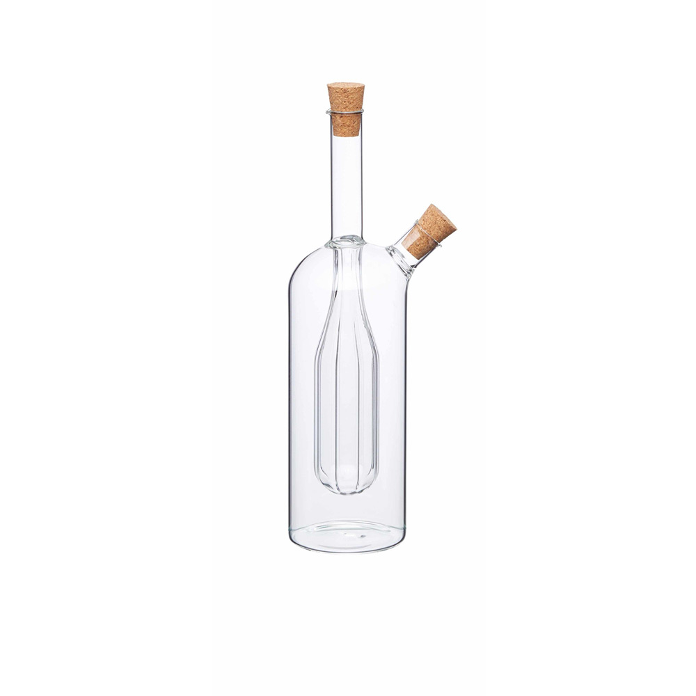 Kitchen Craft World of Flavours Olje och vinägerflaska Integrerad Glas