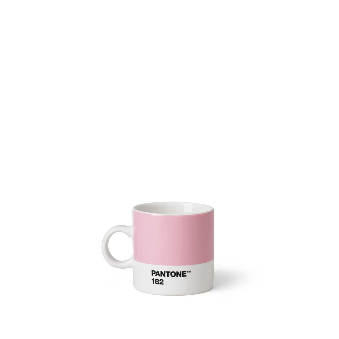 Pantone Living Espressokopp, 12 cl Rosa