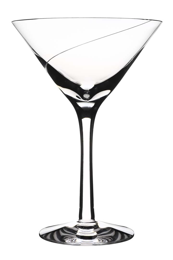 Kosta Boda Line Martiniglas 23 cl