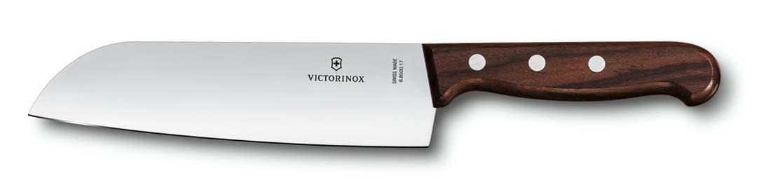 Victorinox Santokukniv 17 cm Rosenträ