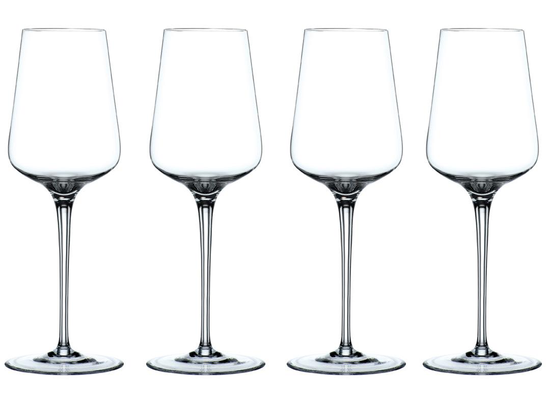 Nachtmann ViNova Vitvin Glas 38cl 4-p