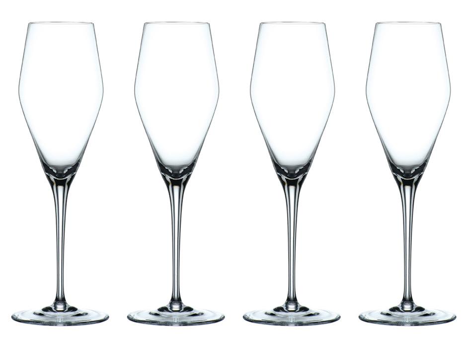 Nachtmann ViNova Champagneglas 28 cl 4-p
