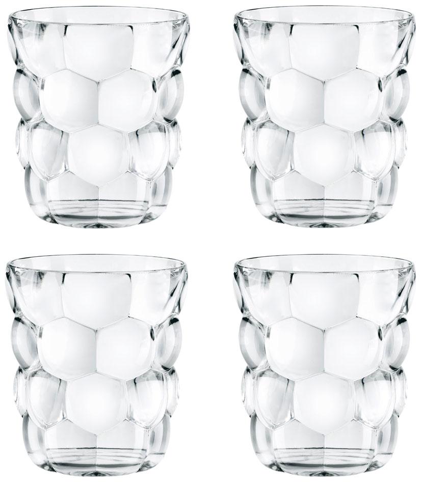 Nachtmann Bubbles Tumbler Glass 31,5 cl 4 stk