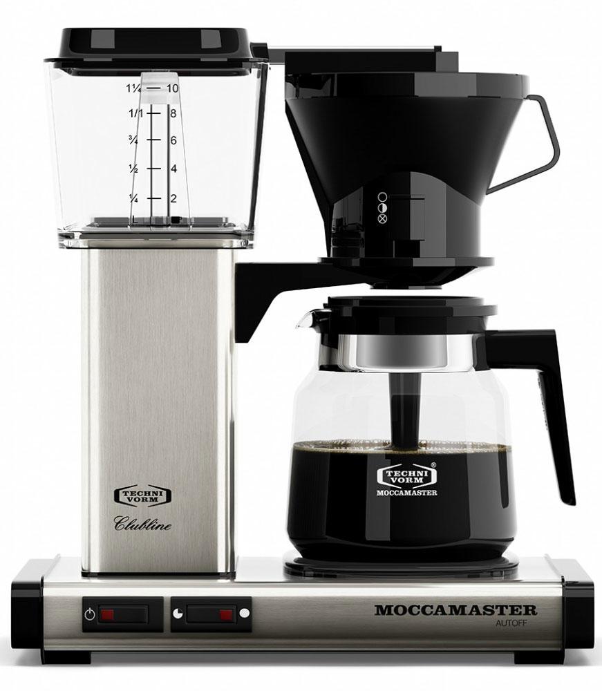moccamaster kaffebryggare termos