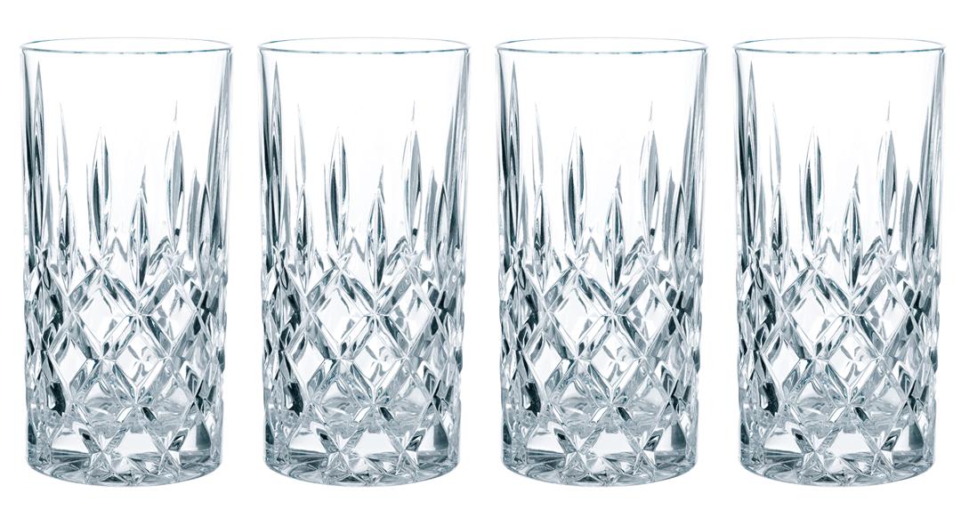 Nachtmann Noblesse Longdrinkglas 38 cl 4-p
