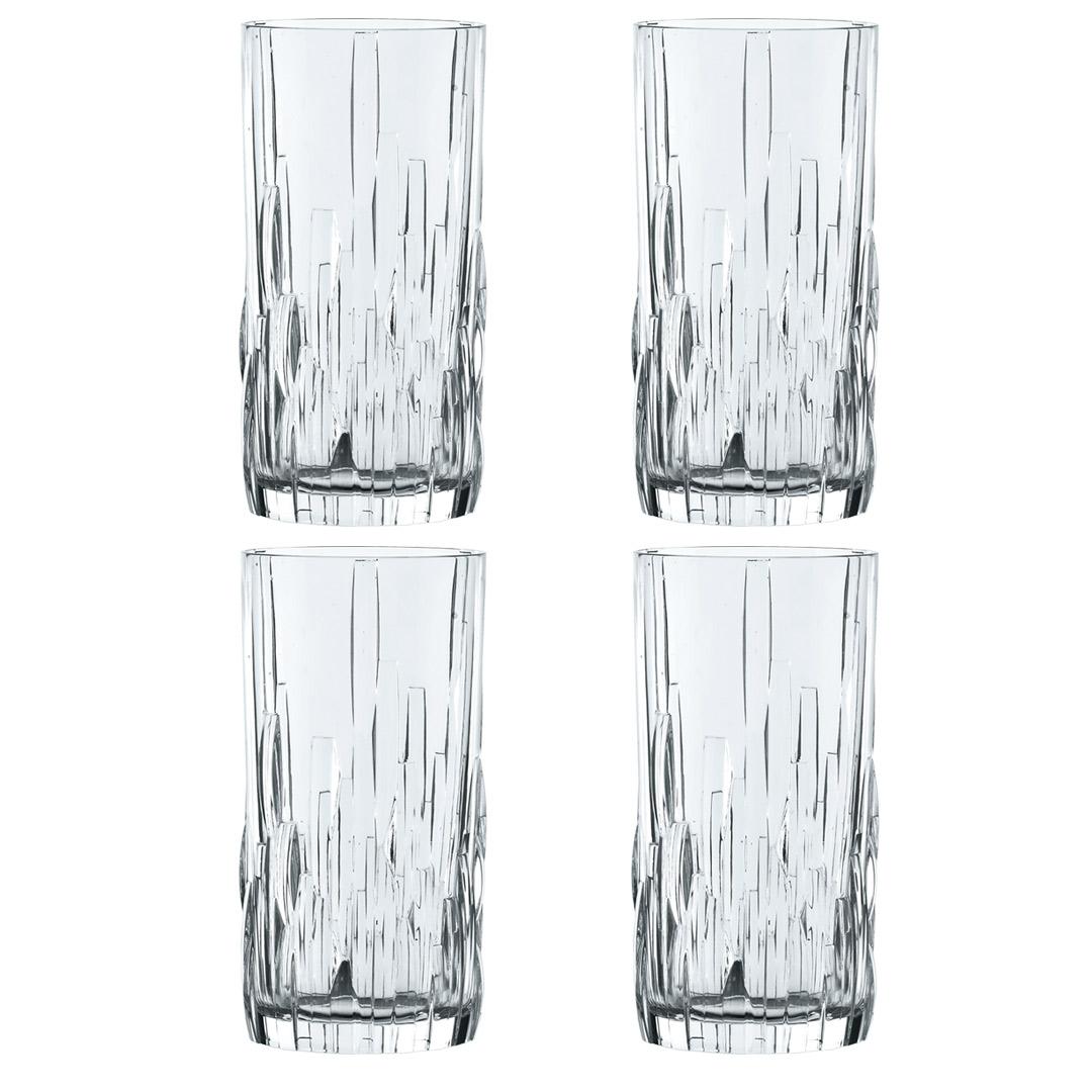 Nachtmann Shu Fa Longdrinkglas 36cl 4-p