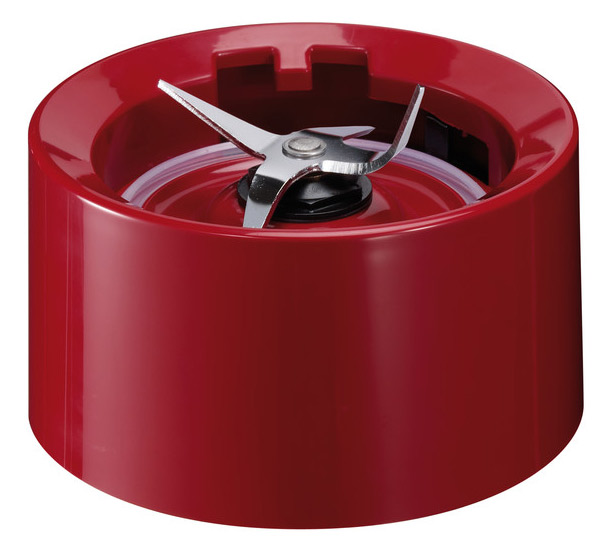 KitchenAid Plastkrage med kniver til Blender 5KSB555 Rød