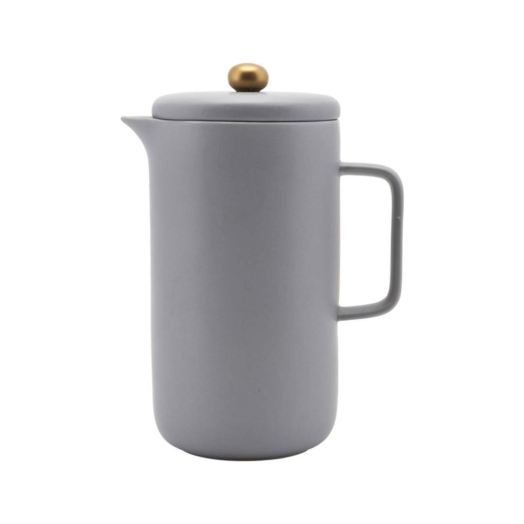 House Doctor Presskanne Pot Grå 20 cm