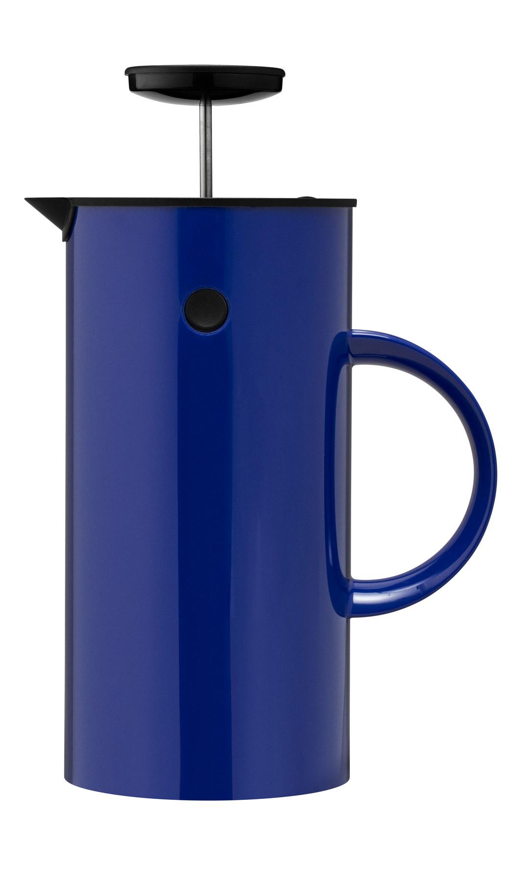 Stelton EM Kaffepresse 1 liter Ultramarine