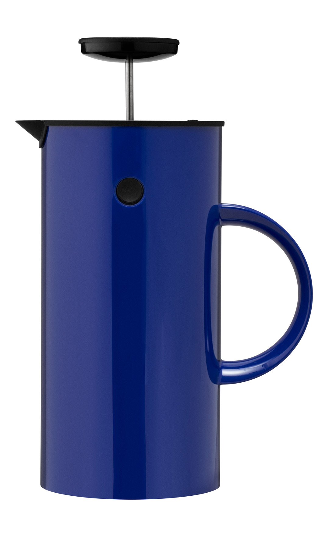 Stelton EM Presskanne Te 1 liter Ultramarine