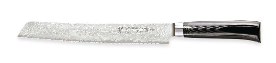 Tamahagane San Kyoto Brødkniv 23 cm