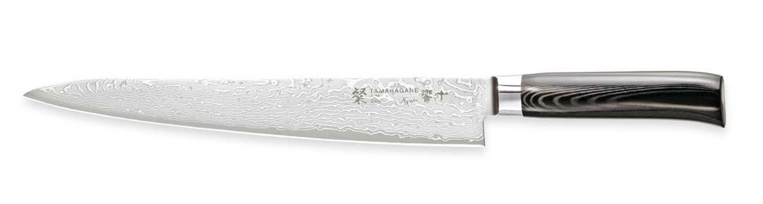 Tamahagane San Kyoto Trancherkniv 27 cm