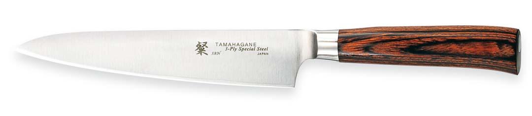 Tamahagane SAN Skrellekniv 15 cm
