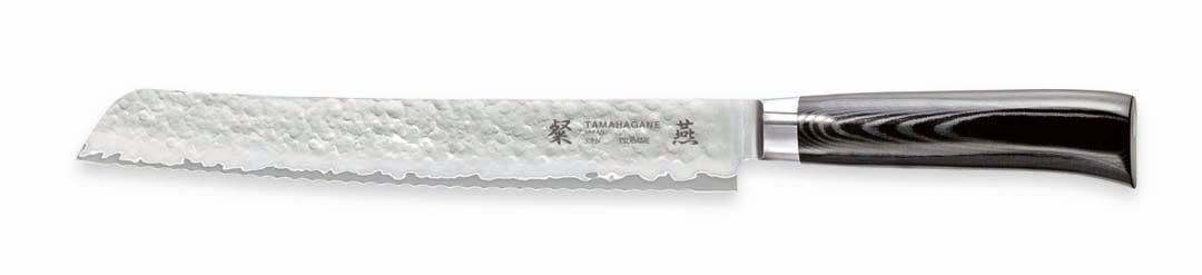 Tamahagane SAN Tsubame Brødkniv 23 cm