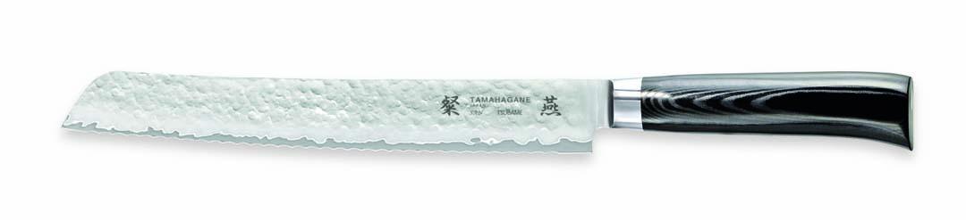 Tamahagane SAN Tsubame Brödkniv 23 cm