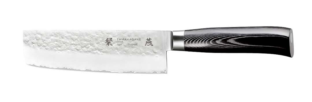 Tamahagane SAN Tsubame Grønnsakskniv 16 cm