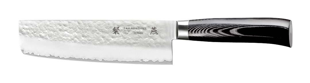 Tamahagane SAN Tsubame Grønnsakskniv 18 cm