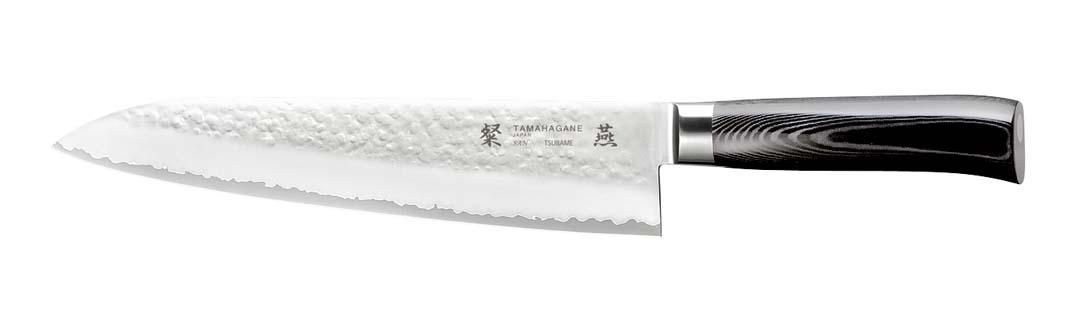Tamahagane SAN Tsubame Kockkniv 24 cm