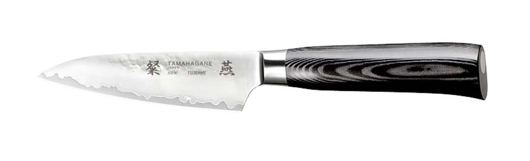 Tamahagane San Tsubame Skrellekniv 9 cm