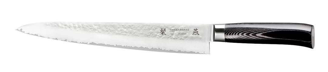 Tamahagane SAN Tsubame Trancherkniv 27 cm