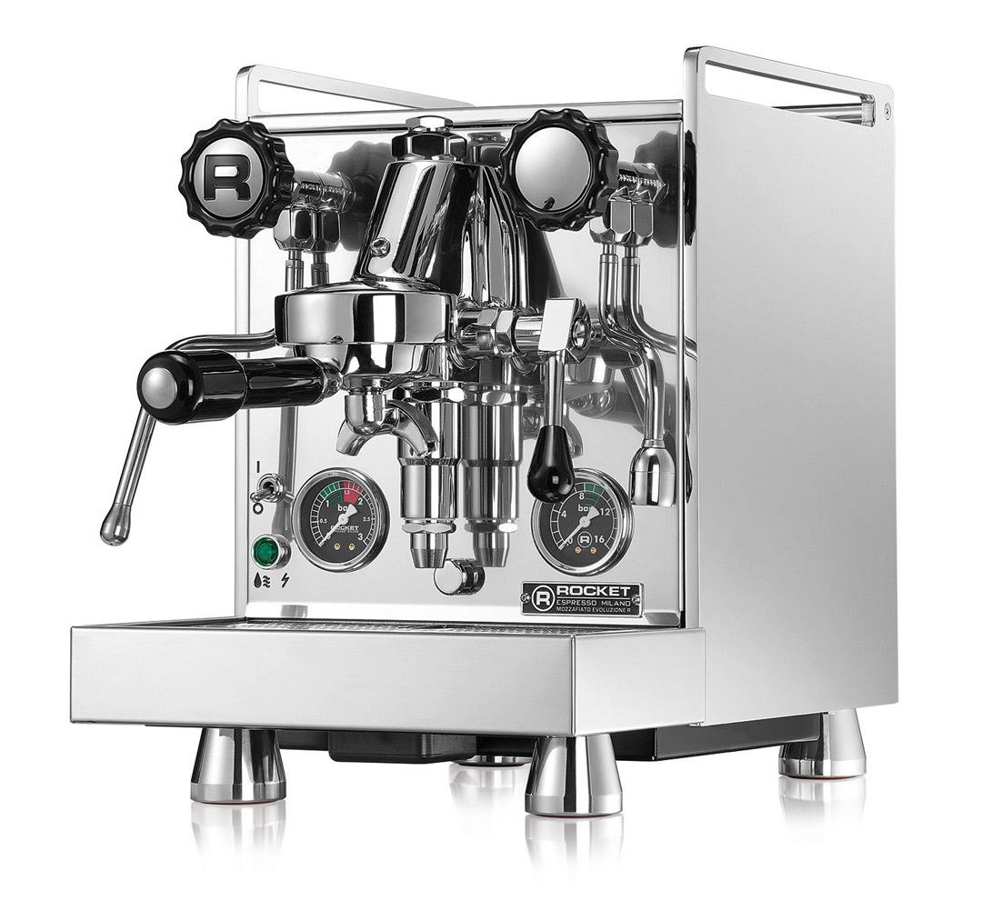 Rocket Mozzafiato Espressomaskin Evoluzione R