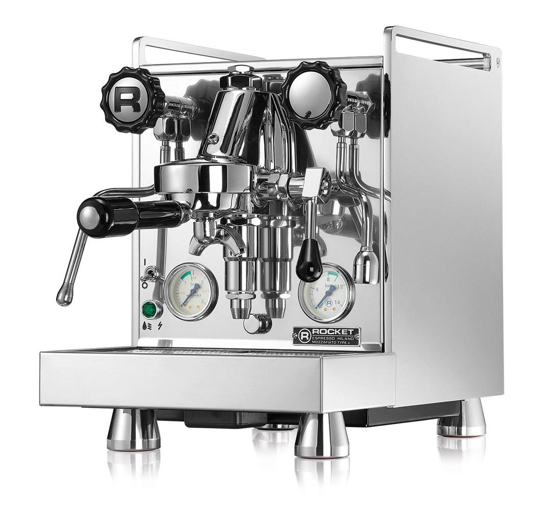 Rocket Mozzafiato Espressomaskin Typ V