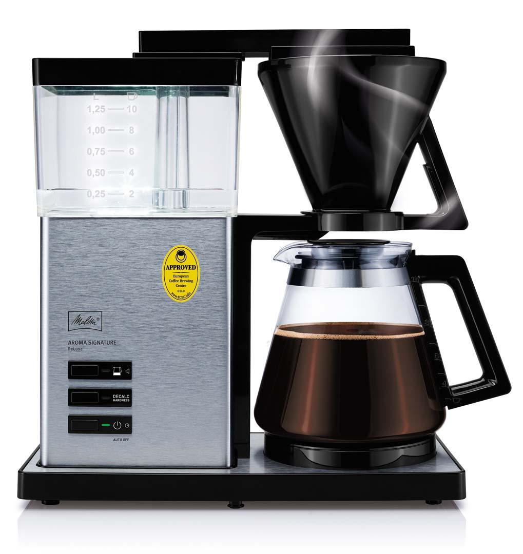 Melitta Aroma Signature DeLuxe Kaffemaskin