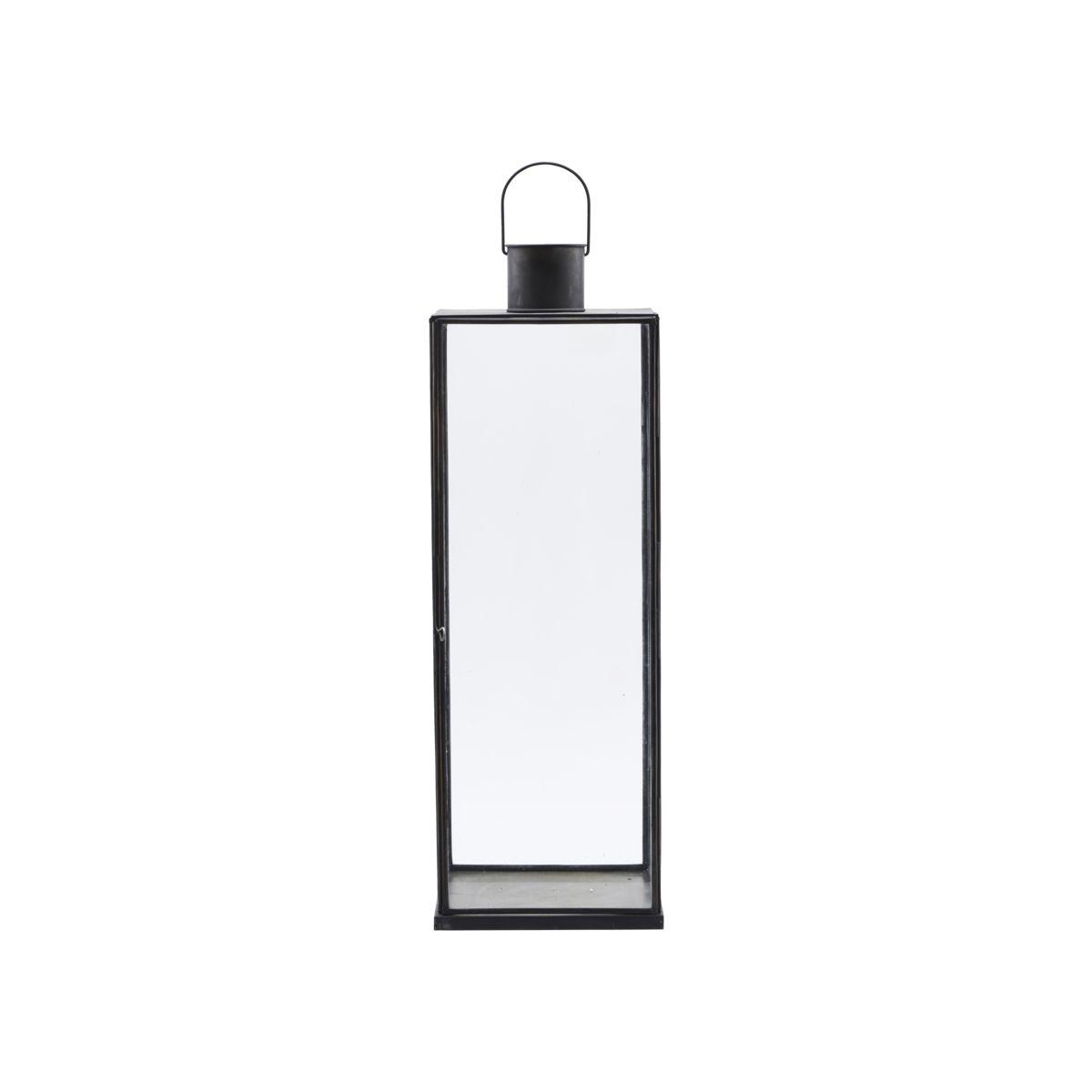 House Doctor Lykta Antikk Glasslykt 60 cm