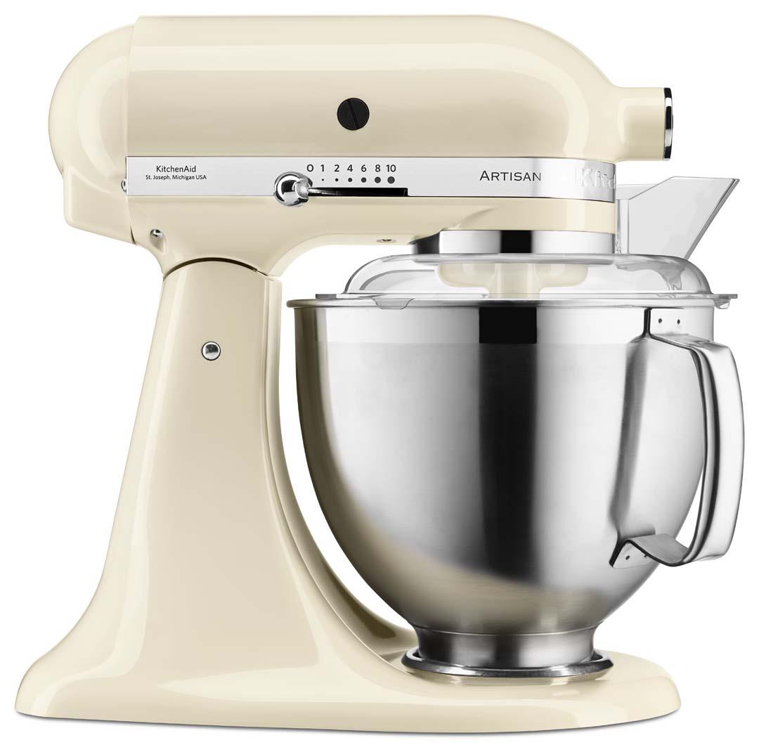 KitchenAid Artisan Stand Mixer 4,8L Creme