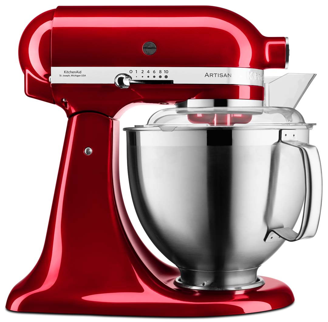 KitchenAid Artisan Stand Mixer 4,8L Apple Red