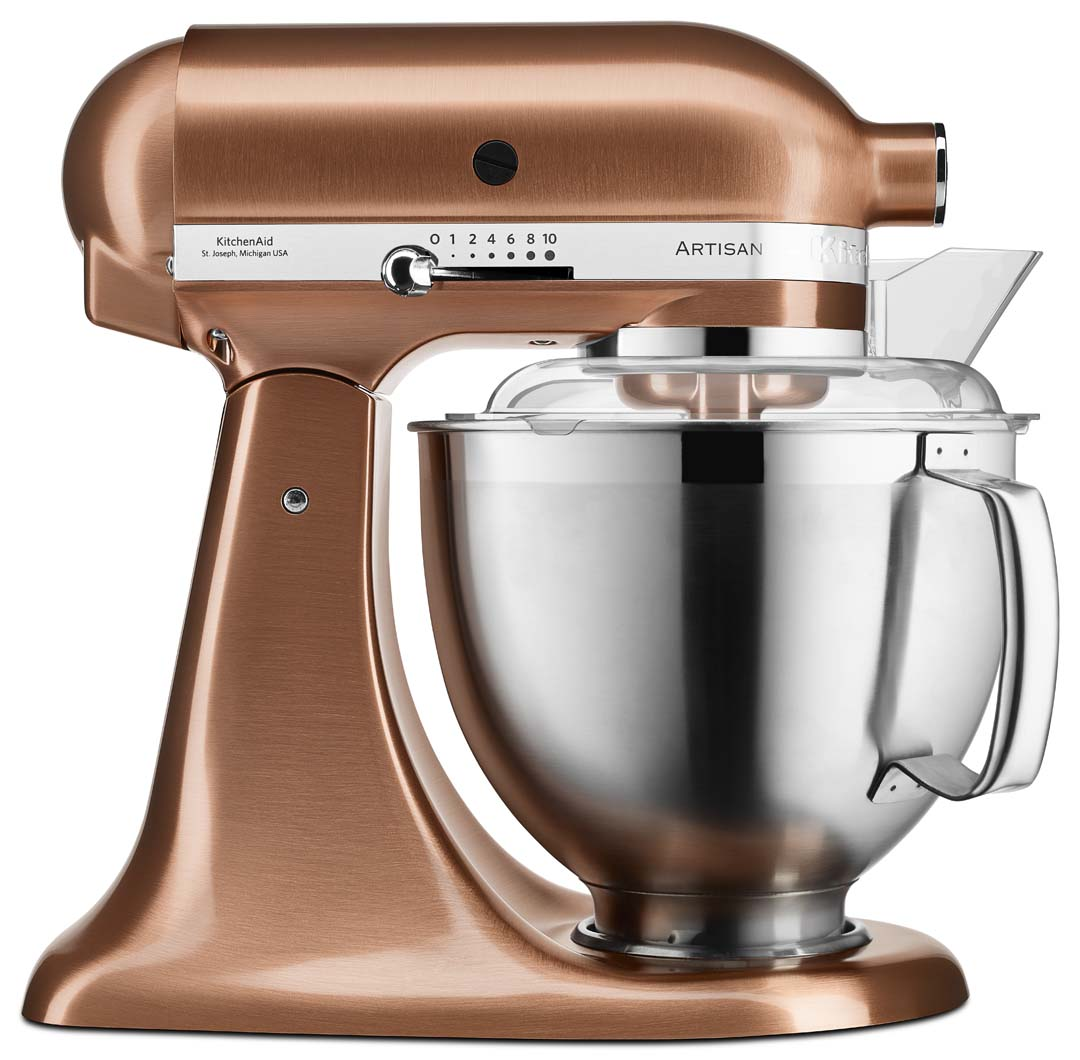 KitchenAid Artisan Stand Mixer 4,8L Copper / Kobber