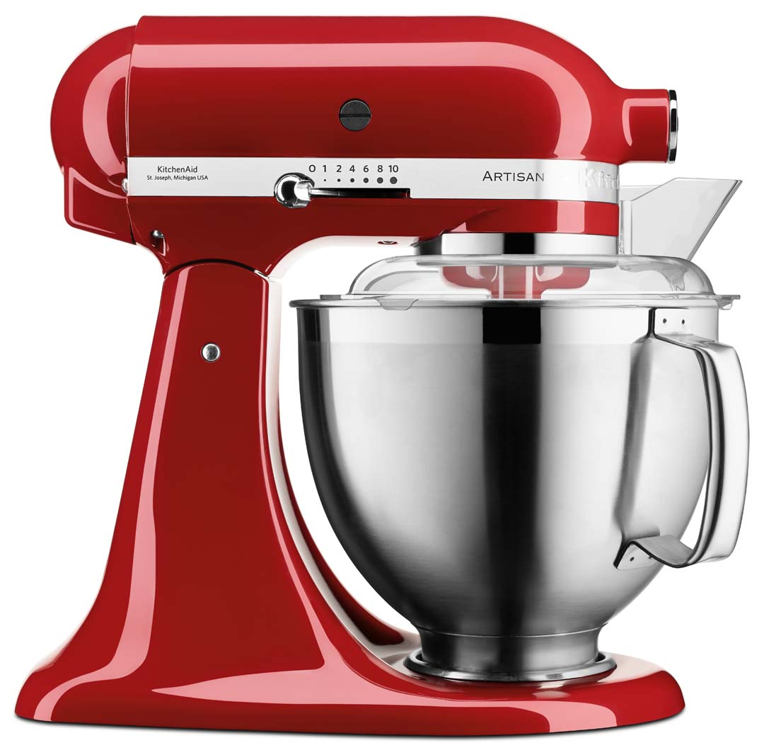 KitchenAid Artisan Stand Mixer 4,8L Empire Red