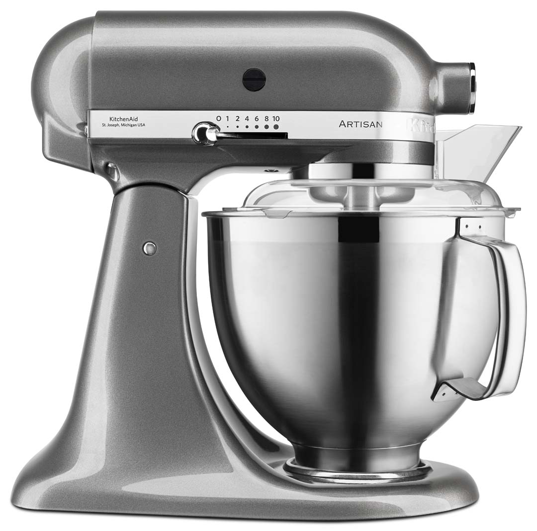 KitchenAid Artisan Stand Mixer 4,8L Silver