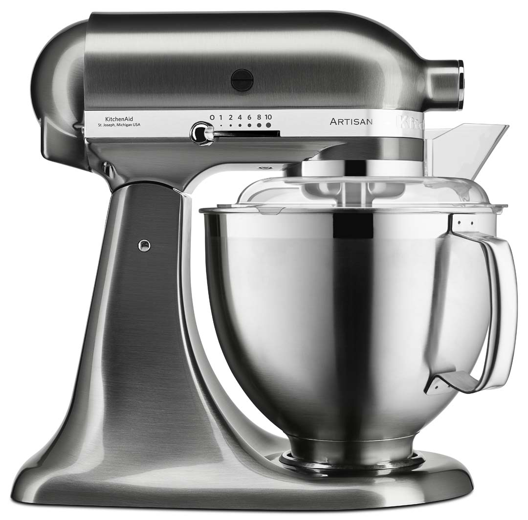 KitchenAid Artisan Stand Mixer 4,8L Brushed Metal