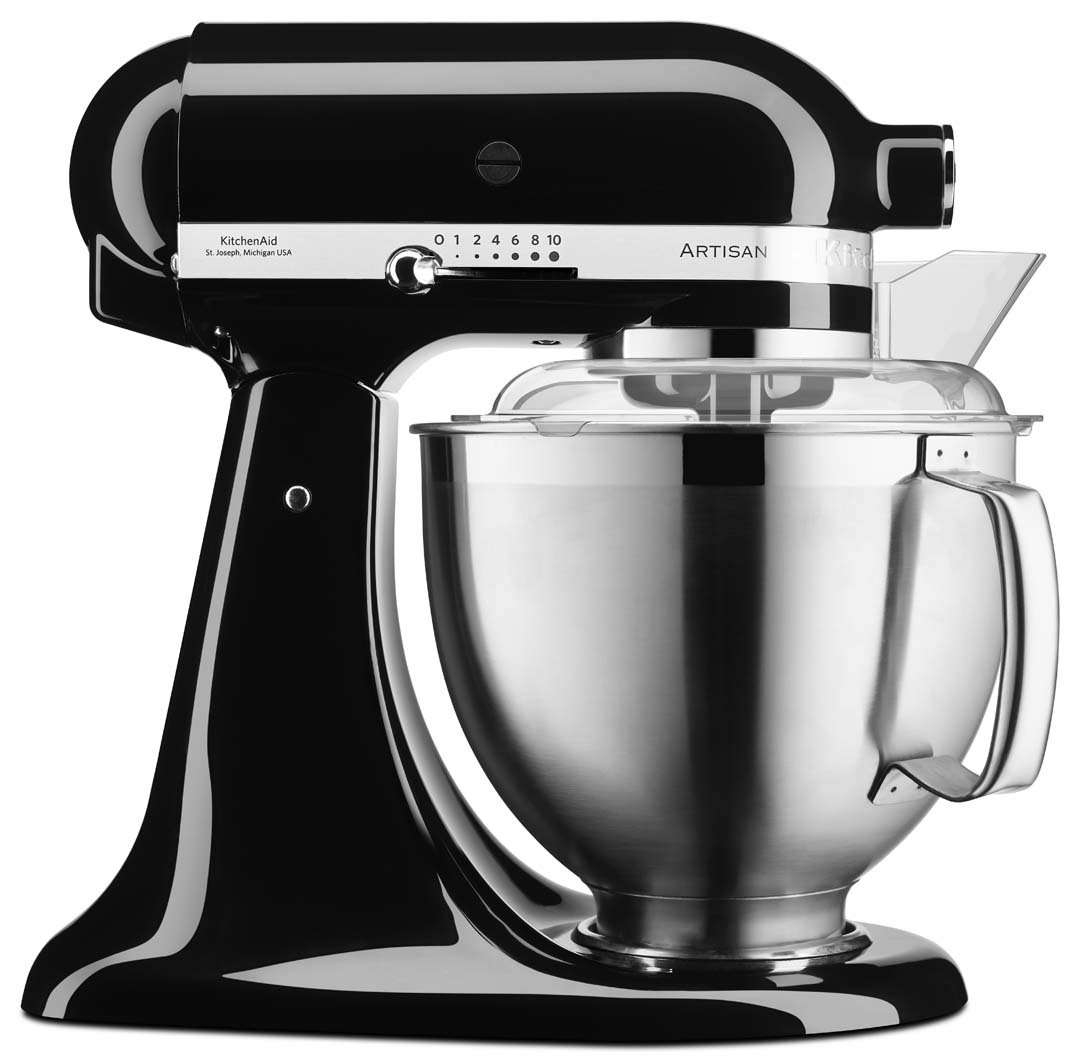KitchenAid Artisan Stand Mixer 4,8L Onyx Sort