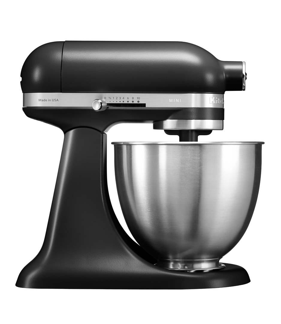 KitchenAid Artisan Stand Mixer Mini 3,3 L Black Matte