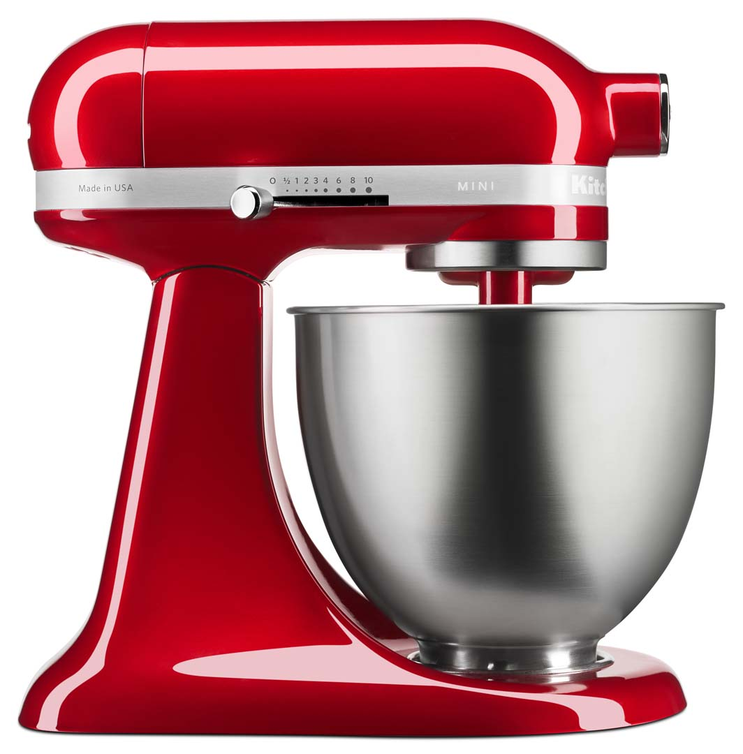 KitchenAid Artisan Stand Mixer Mini 3,3 L Apple Red