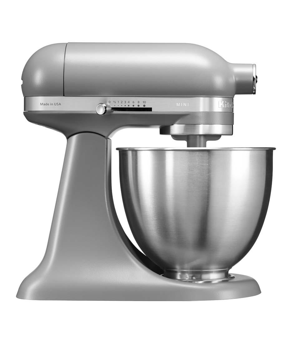 KitchenAid Artisan Stand Mixer Mini 3,3 L Grey Matte