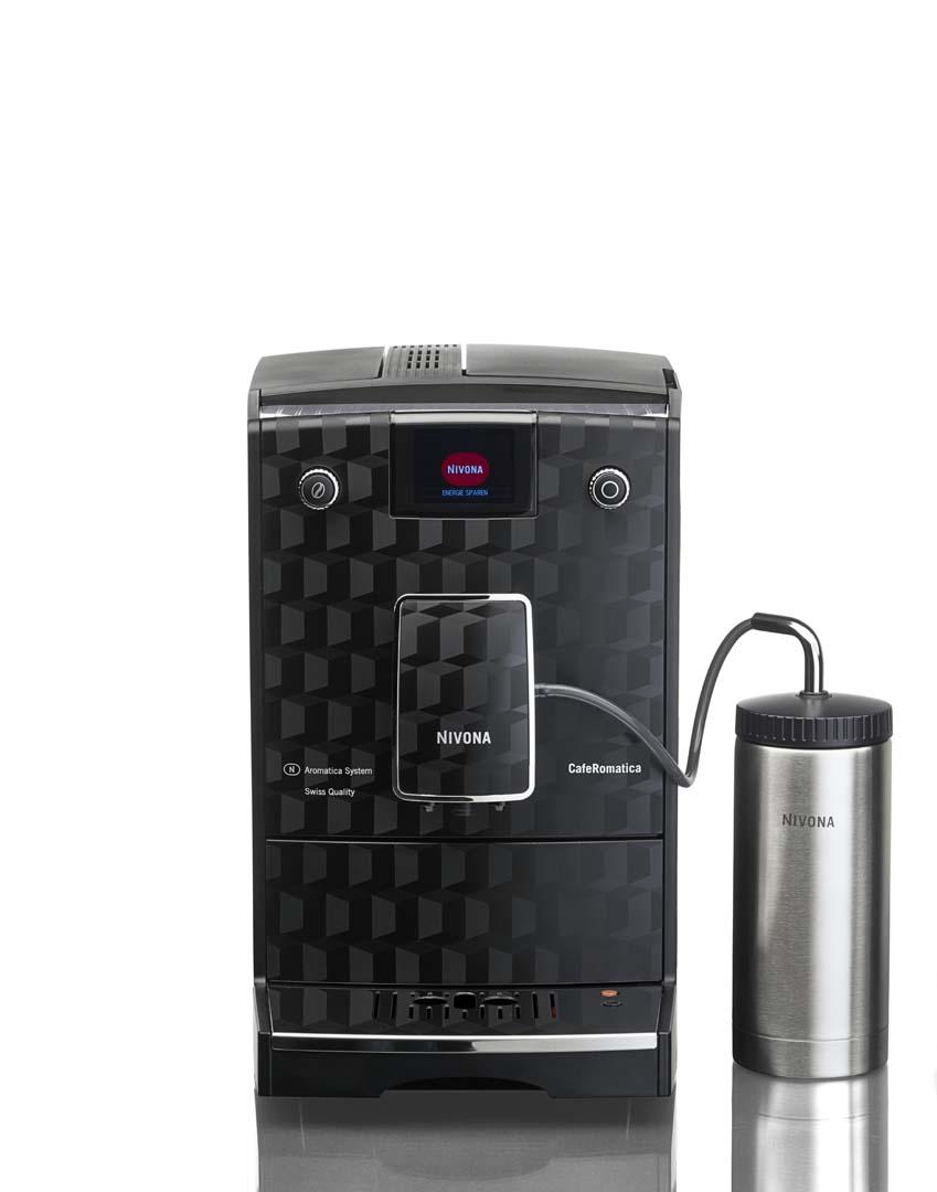 Nivona Kaffemaskin Svart NICR 788