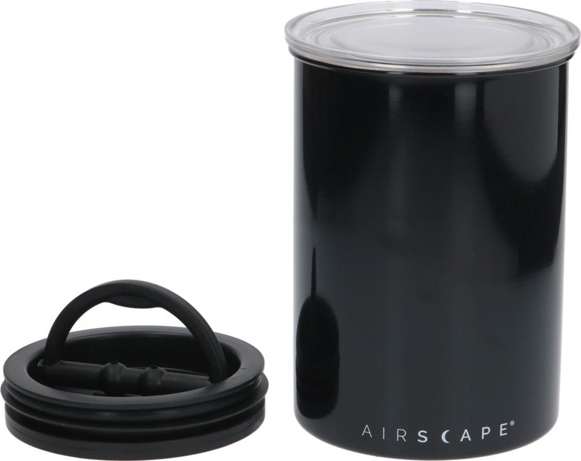Airscape Förvaringsburk Svart 1 800 ml