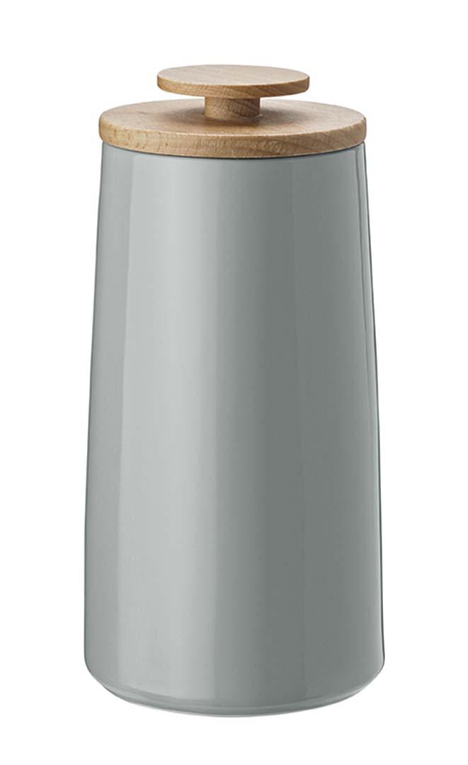 Stelton Emma Tebehållare/förvaringsburk, 300 g Grå