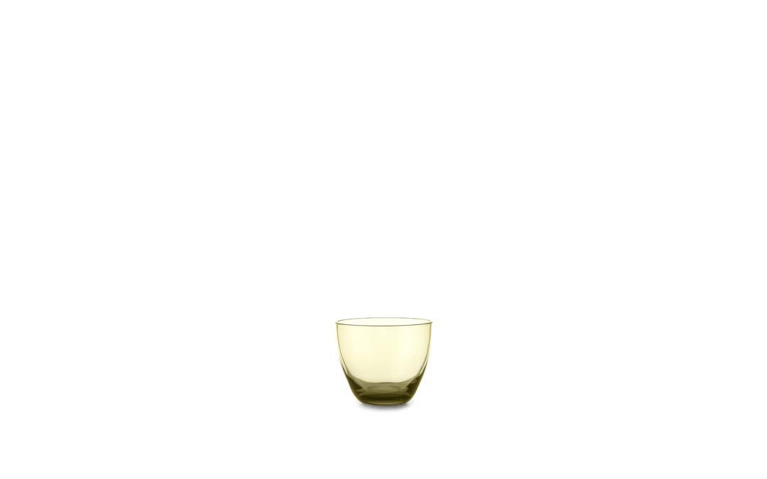 Tivoli Orient Glass 16 cl 4 Stk Pale Yellow