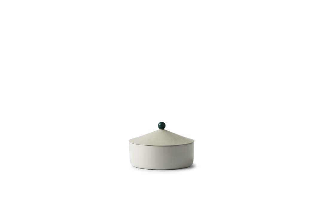 Tivoli Marquee Box Medium Antique Celadon