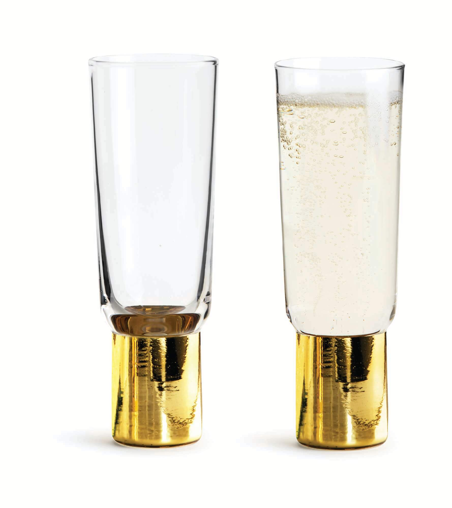 Sagaform Club champagneglas 2-pack