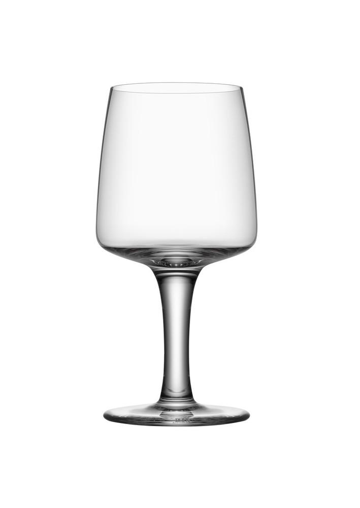 Kosta Boda Bruk Glass Medium 4-pack 33cl