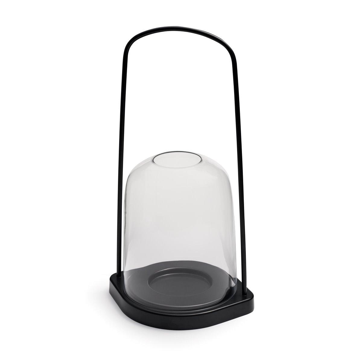 Skagerak Bell Lanterna Ø25x60 Anthracite Black